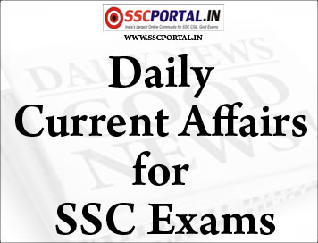 SSC CGL Current Affairs