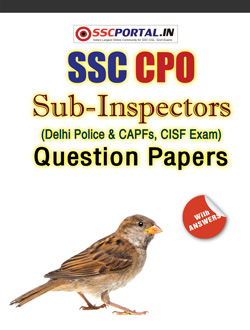 SSC-CPO-Sub-Inspectors-Exam-PAPERS