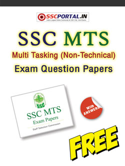SSC MTS Exam Papers