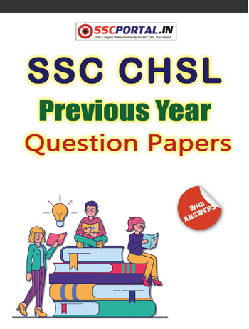 SSC CHSL Exam Papers