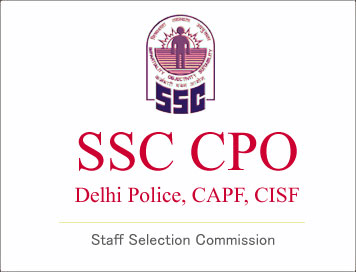 e-Admit Card) SSC SI in CAPFs, SI in Delhi Police, ASI in CISF Re