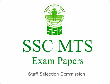SSC MTS (Multitasking Non-Technical Staff) Exam Papers